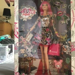 Tokidoki Barbie Collection Black Label Collective